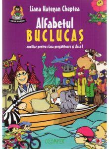 ALFABETUL BUCLUCAS AUXILIAR CLASA PREGATITOARE SI CLASA 1 | Autor: Liana Hategan Cheptea