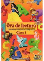 Ora de lectura clasa I. Texte literare. Fise de lectura. Exercitii. Jocuri