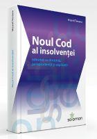 Noul Cod al insolventei - adnotat cu doctrin, jurisprudenta si explicatii | Autor carte: Viorel Terzea